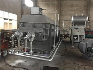 污泥干化机高效率运行的保证方法